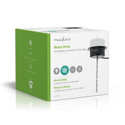 Nedis FUDI212BK Discobalaccessoires