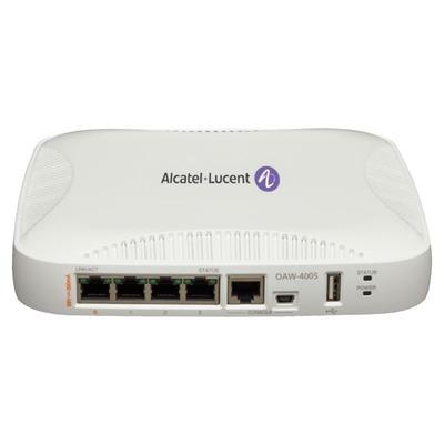Alcatel-Lucent OAW-4005-RW-EU Entrées et régulateurs