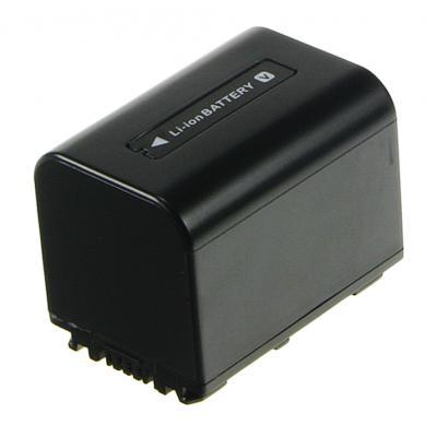 2-Power VBI9706B Batterijen voor camera's/camcorders
