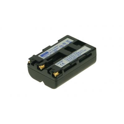 2-Power DBI9934A Batterijen voor camera's/camcorders