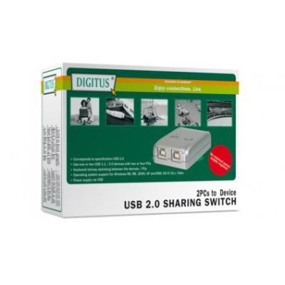 ASSMANN Electronic DA-70135-1 Computer data switches