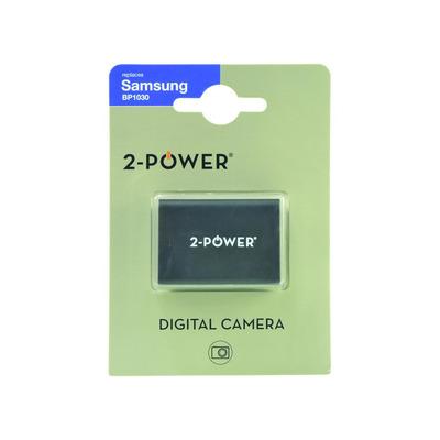 2-Power DBI9974A Batterijen voor camera's/camcorders
