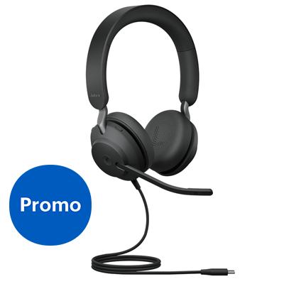 Business Deal: Jabra Evolve2 40 MS headset
