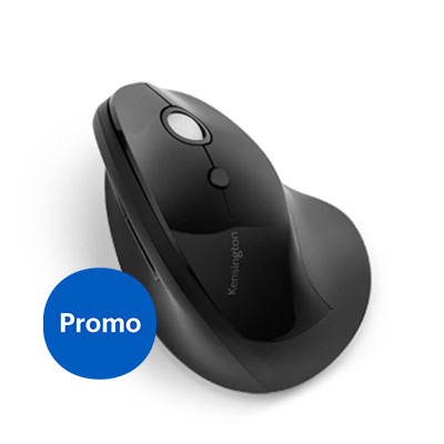 Business Deal : Kensington souris verticale sans fil Pro Fit® Ergo