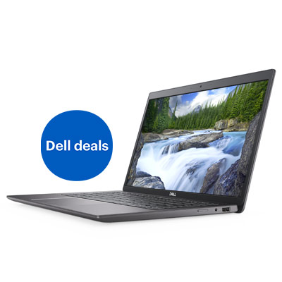 Business Deal: Dell Latitude 3301 laptop