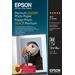 Epson Premium Glossy Photo Paper - 13x18cm - 30 Sheets Fotopapier - Wit