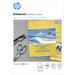 HP Professional Laser Paper, glanzend Paper, glanzend, 150 gr/m², 150 vel, A4/210 x 297 mm Papier - Wit