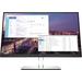 HP E-Series E23 G4 Monitor - Zwart, zilver