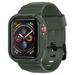 Spigen Apple Watch Series 4 (44mm) Case Rugged Armor Pro - Groen