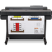 HP Designjet T650 Grootformaat printer - Zwart,Cyaan,Magenta,Geel