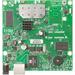 Mikrotik 600MHz CPU, 32MB RAM, 1xGigabit Ethernet, onboard 5GHz wireless, RouterOS L3