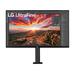 LG 32UN880-B 32 Inch UltraFine™ Display Ergo 4K HDR10 Monitor - Zwart