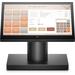 HP Engage One 143 POS terminal - Zwart