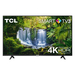 TCL 43P611 43 inch Television, 4K HDR, Ultra HD, Smart TV 3.0, Slim design (Micro dimming, Smart HDR, Dolby Audio, .....
