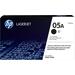 HP Cartouches d'impression HP LaserJet05A toner noir authentique Toner