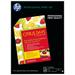 HP Papier jet d'encre brillant HP Professional (50 feuilles/A4/210 x 297 mm) Papier - Blanc