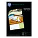 HP Professioneel mat inkjetpapier Professional inkjetpapier, mat, 100 vel, A4/210 x 297 mm Papier - Wit